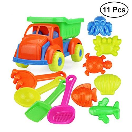 TOYMYTOY Kinder Strand Spielzeug Kunststoff Baden Spielen Sand Spielzeug 11st