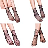 Tinksky-4-paires-femmes-rsille-cheville-chaussettes-maille-pure-chaussettes-cheville-haute-pour-shabiller