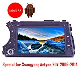 Android 4.4 OS kapazitiver Touch Screen GPS Navigator Stereoanlage Autoradio