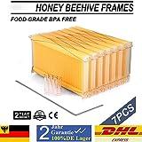 7 Waben Automatische Honigproduktion Bienenstock Bienenbeute Beehive UPDATED