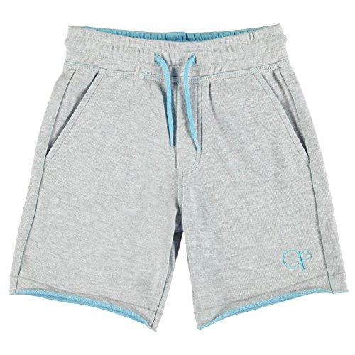 ocean-pacific-ninos-2-tone-fleece-shorts-junior-chicos-elastico-pantalon-casual-multicolor-large