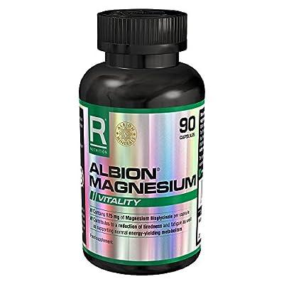 Reflex Nutrition Albion Magnesium 125mg - 90 Capsules by Reflex Nutrition Ltd