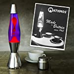 Lava Lamp in Violet Red – The Original Mathmos Astro Baby