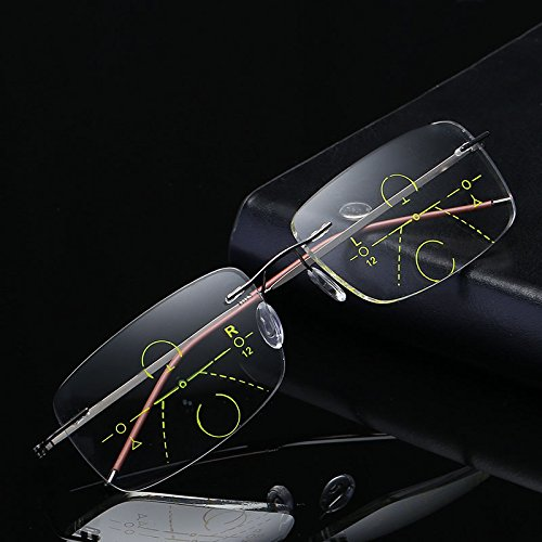 Bluelover Montura Multifocal Progresiva Presbicia