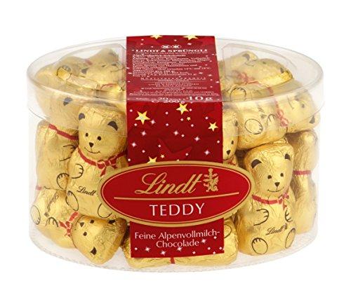Preisvergleich Produktbild Lindt Mini Teddy,  1er Pack (1 x 200 g)