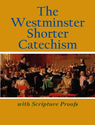Image result for shorter catechism images""
