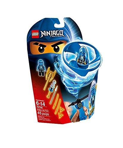 LEGO Ninjago - 70740 - Jeu de Construction - Airjitzu de Jay