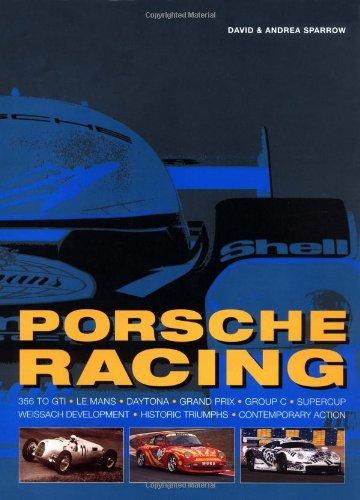 Porsche Racing por David Sparrow