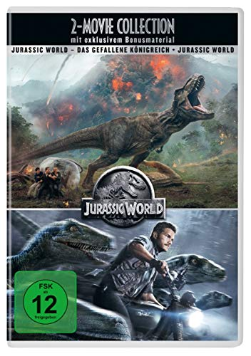 Jurassic World 2-Movie Collection [Germany] [DVD]