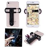 X-Tab HandyHalterung für Auto Haier W858 Autohalterung Lüftung Kompakt - VMH-pink