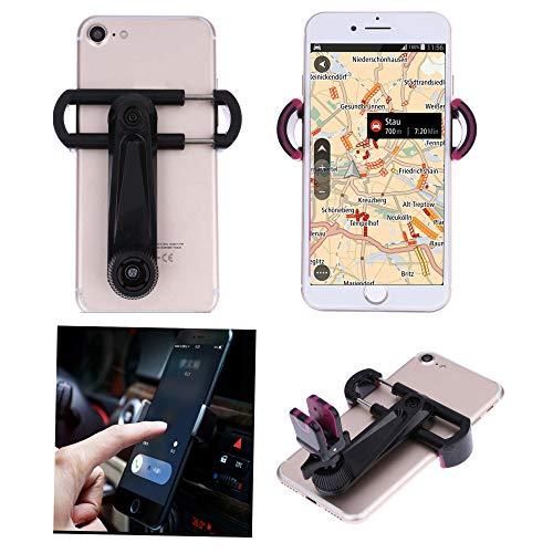X-Tab HandyHalterung für Auto Umi eMax Mini Autohalterung Lüftung Kompakt - VMH-pink