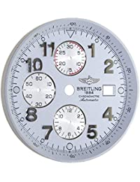 Breitling a1337011/a562Super Avenger 36mm cadran blanc pour 48mm Montre pour hommes