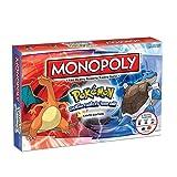 LCTCQ Monopoly Pokemon Desktop Jeu De Société