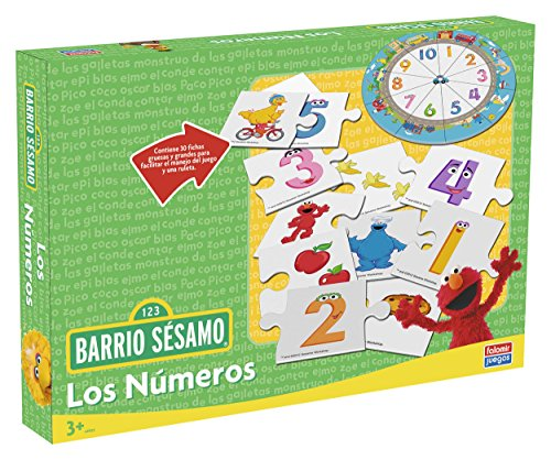 Falomir - Sesame Street: Numeri (23020)