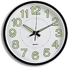 horloge eclairante
