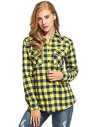 8a9a238e4ab0 Amazon.es: Kawaii - Amarillo / Blusas y camisas / Camisetas, tops y ...