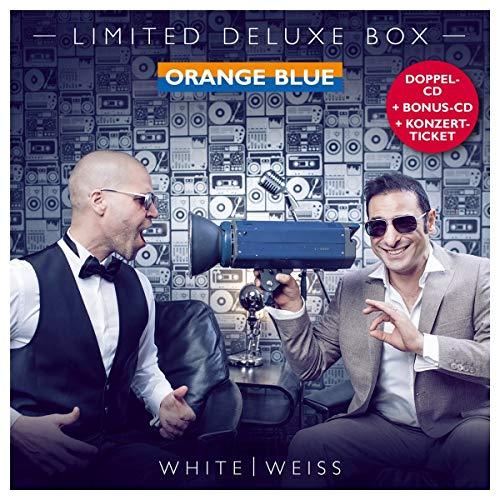 White | Weiss (Limitierte Deluxe Fanbox+Ticket)