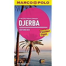 MARCO POLO Reiseführer Djerba, Südtunesien: Reisen mit Insider-Tipps. Mit EXTRA Faltkarte & Reiseatlas