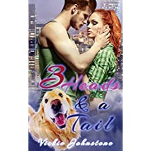 3 Heads & a Tail: Love, laughter and walkies by Vickie Johnstone (2012-11-08)