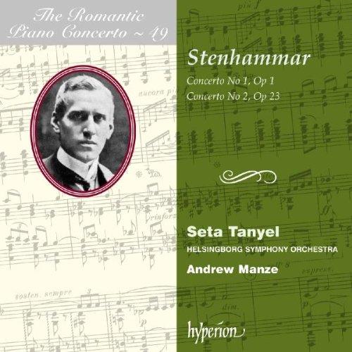 Hyperion Records (Note 1 Musikvertrieb) Romantic Piano Concerto Vol.49