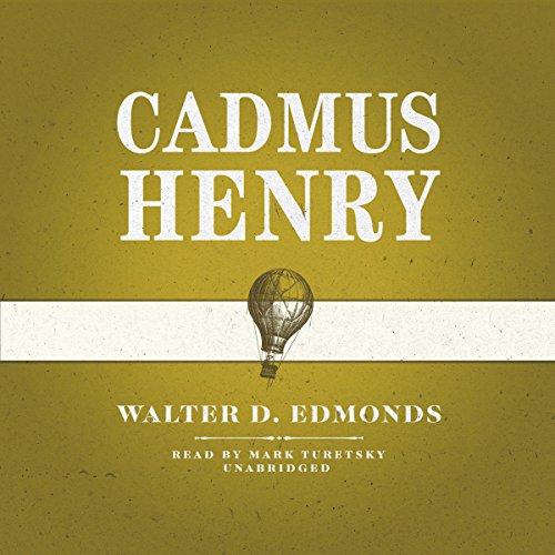 Cadmus Henry  Audiolibri