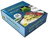Gemüse-Spirelli-Set: Nudelglück mit dem Spiralschneider (GU BuchPlus)