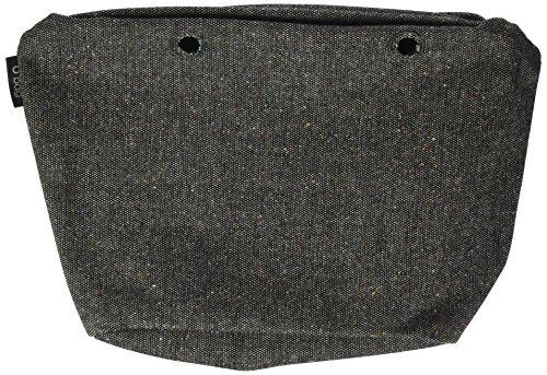 O bag OBCV01, Borsa a Mano Donna, 29x25x9 cm (W x H x L) Grigio