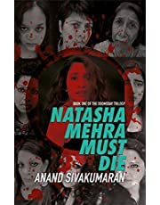 Natasha Mehra Must Die Book One of The Doomsday Trilogy