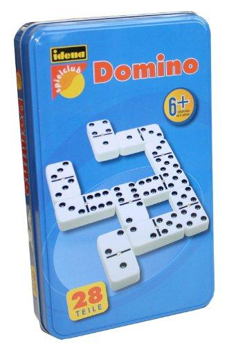 Idena - Dominó, 2 a 6 Jugadores (versión en alemán)