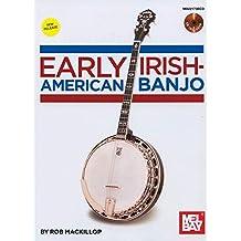 Early Irish-American Banjo.