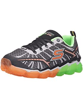 Skechers Boys Skech Air Turbo Shock - Zapatillas de deporte Niños