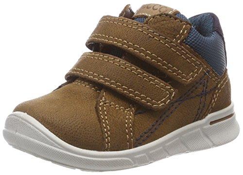 ECCO Baby Jungen First Sneaker, Braun (Camel 1034), 24 EU
