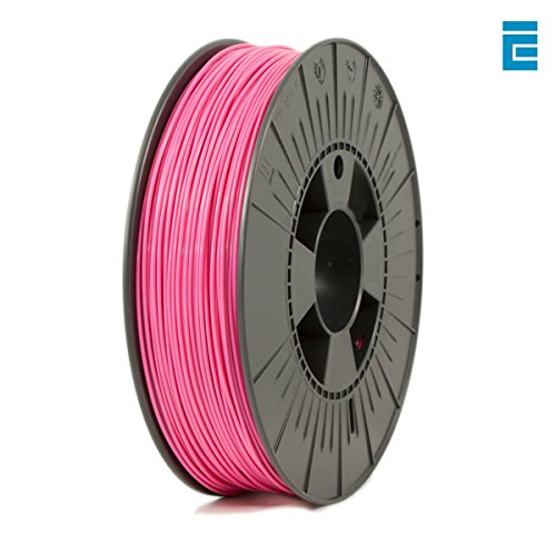 ICE Filaments ICEFIL1PLA111 PLA filament, 1.75mm, 0.75 kg, Magical Magenta