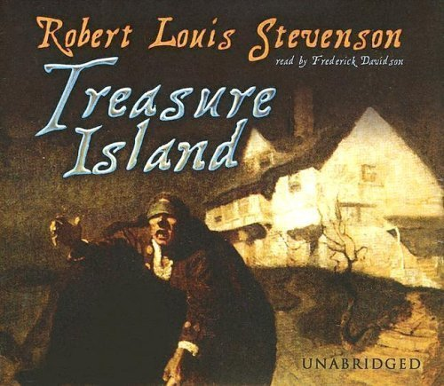 Treasure Island by Robert Louis Stevenson Published by Blackstone Audio, Inc. Unabridged edition (2005) Audio CD