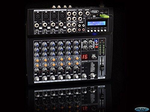 MPE - Mixer passivo professionale MPE AUDIO 8 canali usato  Spedito ovunque in Italia