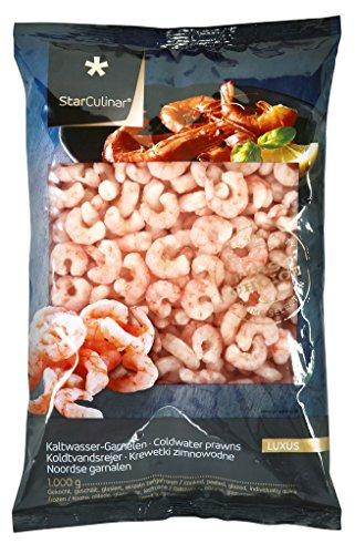Preisvergleich Produktbild Star Culinar - Kaltwasser-Garnelen Luxus TK - 0, 9kg / 1kg