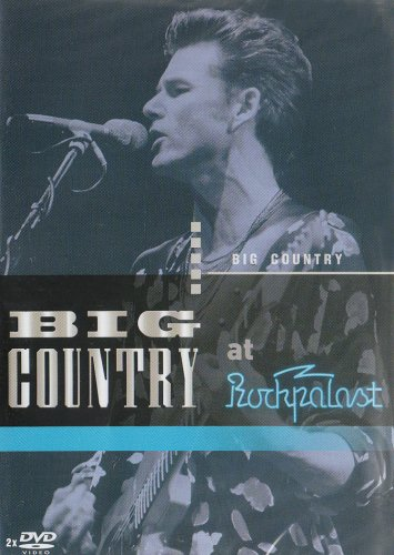 Big Country - At Rockpalast (2 DVDs)