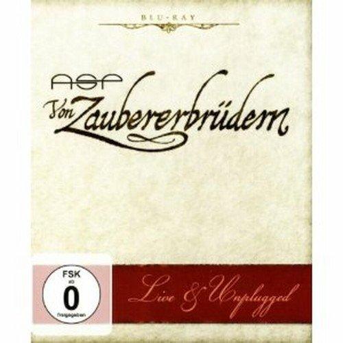 ASP - Von Zaubererbrüdern/Live und unplugged [Blu-ray]