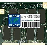 128MB 60ns 144-PIN EDO SODIMM MEMORIA RAM PER DELL LATITUDE
