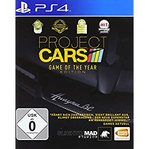 Project CARS – Game of the Year Edition – [PlayStation 4]