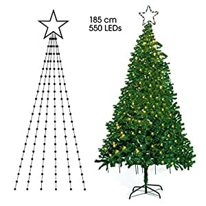 Guirlande lED tREE taille m (472317)