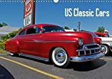 US Classic Cars (Wall Calendar 2018 DIN A3 Landscape): US Classic Cars (Monthly calendar, 14 pages ) (Calvendo Technology) [Kalender] [Apr 01, 2017] Gutersohn / magic-eye. ch, Heinz
