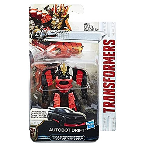 Transformers 5: The Last Knight – Legion Class – Autobot Drift – Actionfigur 7.5 cm