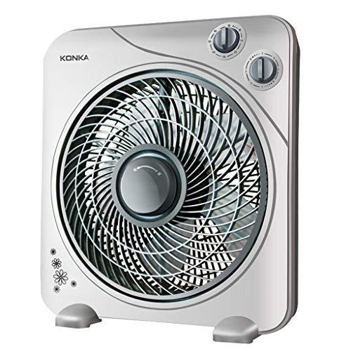 Unbekannt Xinjin Ventilator- Haushalts-Tischventilator-tragbarer Ventilator Kann Lufttemperatur im umgebenden Bereich für Hauptgebrauch verringern