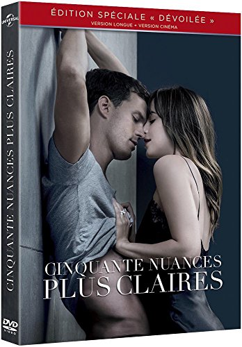 Cinquante nuances de Grey (03) : Cinquante nuances plus claires