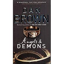Angels and Demons by Dan Brown - Paperback