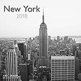 New York 2018 Broschürenkalender