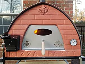 Gas fired pizza oven Passione Pizza Party easy to move and ready to use, the modern art of cooking… prorducer's support, assistance, tips and best practice for an excellent use