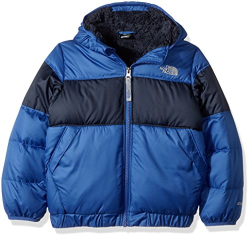 The North Face Toddler Boy's Moondoggy 2.0 Down Jacket - Bright Cobalt Blue - 2T (Past - Boys Down Jacket Face North