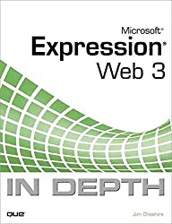 [(Microsoft Expression Web 3 in Depth)] [By (author) Jim Cheshire] published on (October, 2009)